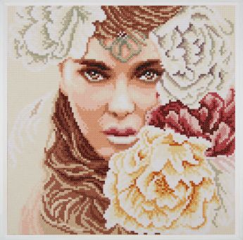 Diamond Painting by Lanarte - Enchanting eyes