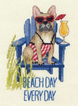 Dimensions Crafts - BEACH DAY DOG