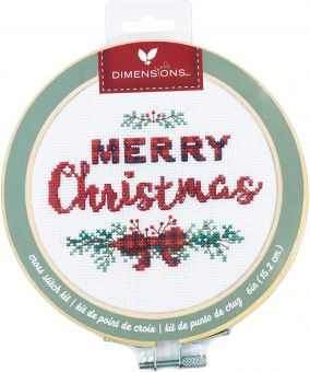 Dimensions Learn-A-Craft - MERRY LITTLE XMAS