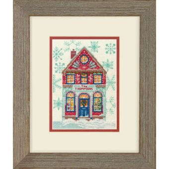 Dimensions Crafts - HOLIDAY HOME
