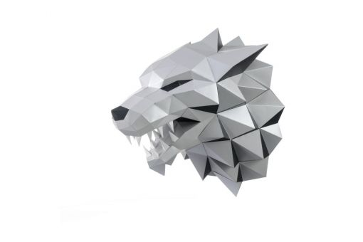 Wizardi 3D Papercraft Kit - WEREWOLF