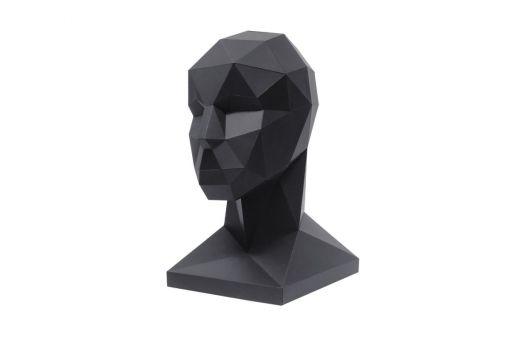 Wizardi 3D Papercraft Bastelpackung  - HEAD