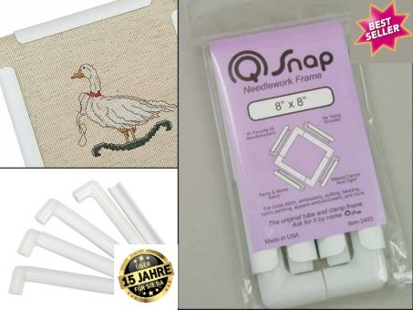 "Stickrahmen Q-Snap 2 - 20 x20  cm (8"" x 8"" inches)"