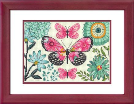 Dimensions Crafts - Butterfly Dream