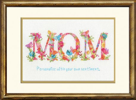 Dimensions Crafts - Mom