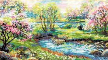 SUPER SALE Riolis - The Kingdom of Spring