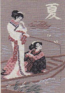 SUPER SALE Riolis - Geishas II