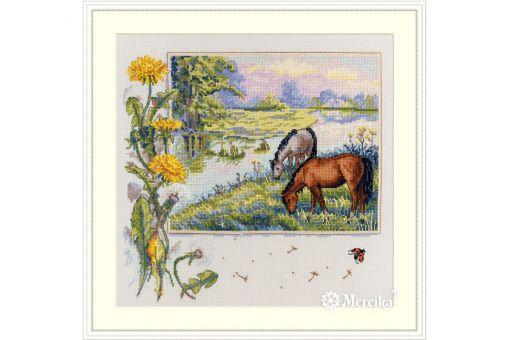 Merejka - HORSES