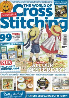 The World Of Cross Stitching - Issue 298