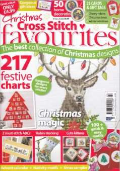 Cross Stitch Favourites - Special issue Christmas 2020