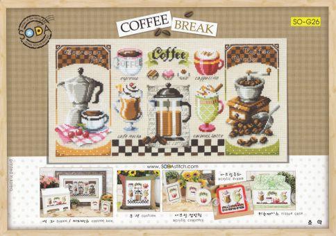 Soda Stitch - Coffee Break