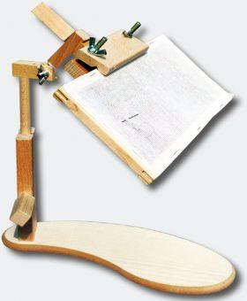 Handarbeitsständer - Sonata Tisch/Sitz