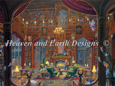 Heaven And Earth Designs - Sanctuary of Knowledge