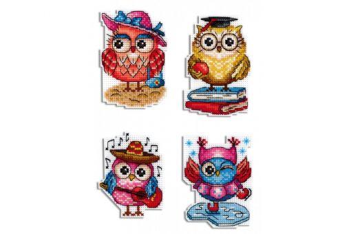MP Studia - OWL STORIES. MAGNETS