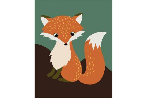 Malen nach Zahlen - FOX