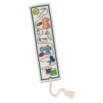 Textile Heritage - Sewing Bookmark