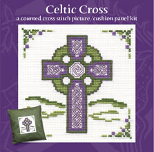 Textile Heritage - Celtic Cross