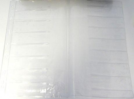 DMC Gold Concept Transparenttasche für Garnspindeln