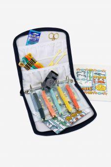 Super SALE DMC - Handarbeits-Reisetasche