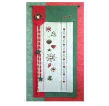 UB-Design - Weihnachtszauberei in grün-rot
