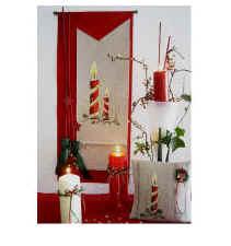 UB-Design - Kerzenschein zur Weihnachtszeit