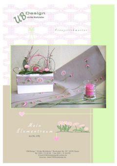 UB-Design - Mein Blumentraum