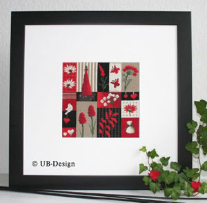 UB-Design - Rot trifft Schwarz