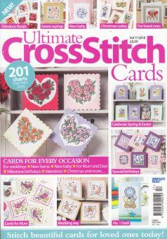 Ultimate Cross Stitch - Vol. 17 Cards/Grußkarten