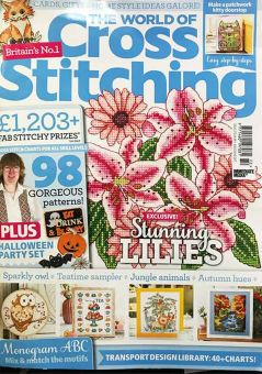 The World Of Cross Stitching - Issue 272