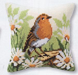 Vervaco Cross Stitch Cushion - 1200-101