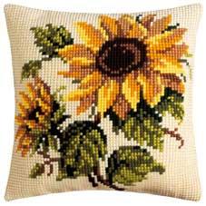 Vervaco Cross Stitch Cushion Kit - 1200-295