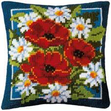 Vervaco Cross Stitch Cushion Kit - 1200-693