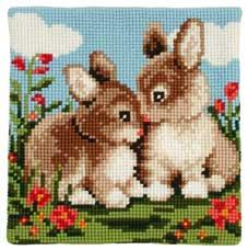 Vervaco Cross Stitch Cushion Kit - 1200-792