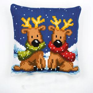 Vervaco Cross Stitch Cushion - 1200-928