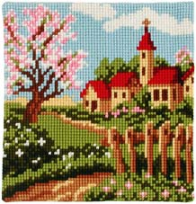 Vervaco Cross Stitch Cushion Kit - 1200-934