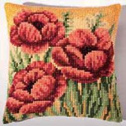 Vervaco Cross Stitch Cushion Kit - 1200-963
