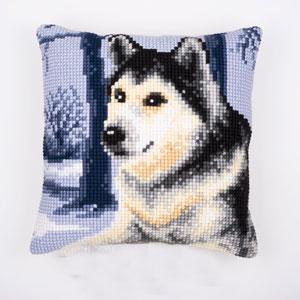 Vervaco Cross Stitch Cushion - 1200-977