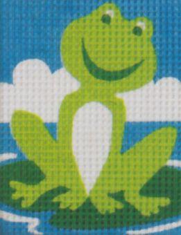 Vervaco - Frosch Anfängerstickpackung 2530