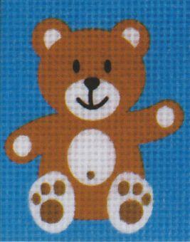 Vervaco - Bär Anfängerstickpackung