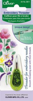 Clover Embroidery Threader - 8611