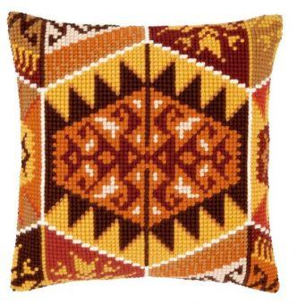 Vervaco Cross Stitch Cushion Kit - PN-0021421