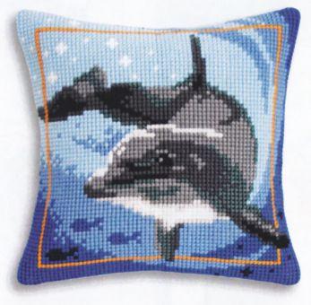 Vervaco Cross Stitch Cushion Kit - PN-0021528