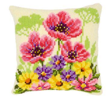 Vervaco Cross Stitch Cushion Kit - PN-0143708
