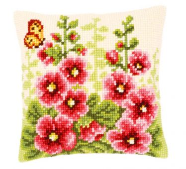 Vervaco Cross Stitch Cushion Kit - PN-0143709