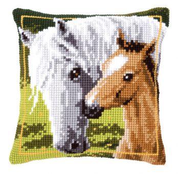 Vervaco Cross Stitch Cushion Kit - PN-0144668