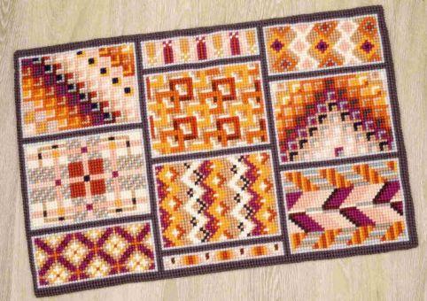 Vervaco - Stickteppich Orient PN-0144833