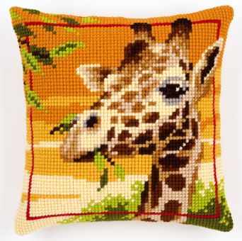 Vervaco Cross Stitch Cushion Kit - PN-0145345