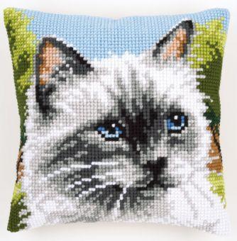 Vervaco Cross Stitch Cushion Kit - PN-0146067