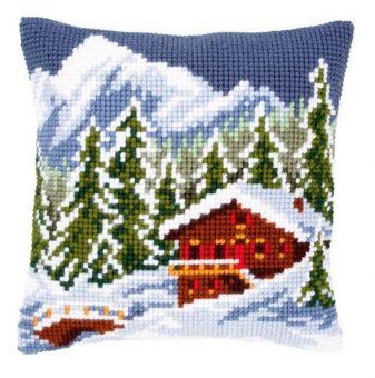 Vervaco Cross stitch Cushion - PN-0146240
