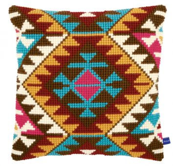 Vervaco Cross Stitch Cushion Kit - PN-0146715